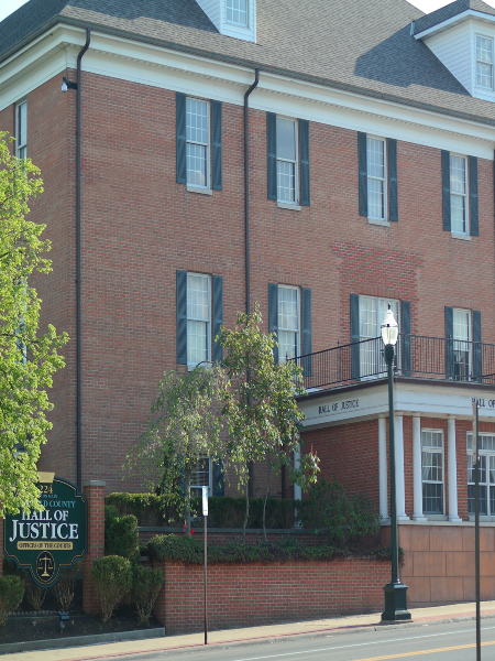 Fairfield County Juvenile/Probate Court, Lancaster, Ohio